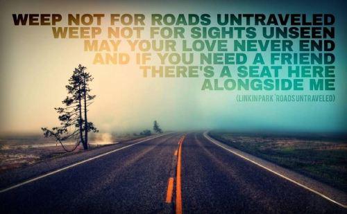 Roads Untraveled